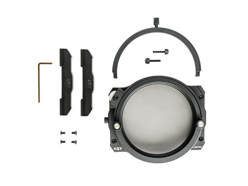 K-Holder Kit,K-Series,後插入式 ,鋁合金濾鏡支架,H&Y