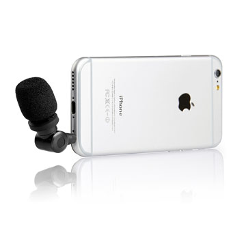 SmartMic,即插型手機專用麥克風