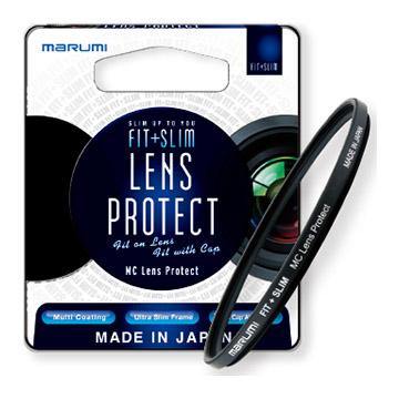 FIT+SILM LP保護鏡 廣角薄框多層鍍膜濾鏡 Marumi 日本專業濾鏡